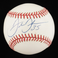 Frank Thomas Signed OAL Baseball (JSA COA) at PristineAuction.com