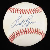 Fred Lynn Signed OAL Baseball (JSA COA) at PristineAuction.com