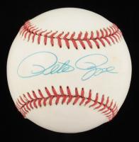 Pete Rose Signed ONL Baseball (JSA COA) at PristineAuction.com