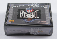1993 Upper Deck NFL Experience Super Bowl Collector Series Football Cards Set of (50) Cards at PristineAuction.com