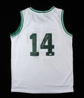 Bob Cousy Signed Celtics Jersey (JSA COA) at PristineAuction.com