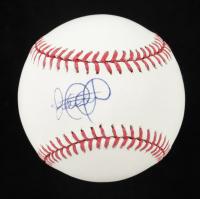 Elvis Andrus Signed OML Baseball (SGC COA) at PristineAuction.com