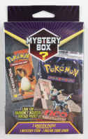 Pokemon Mystery Walmart Hanger Box of (2) Packs at PristineAuction.com