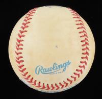 Bob Feller Signed OAL Baseball (JSA COA) at PristineAuction.com