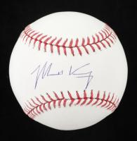 Matt Kemp Signed OML Baseball (PSA COA) at PristineAuction.com
