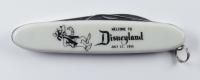 Disneyland Commemorative Pocket Knife at PristineAuction.com