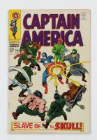 "Vintage 1968 ""Captain America"" Issue #104 Marvel Comic Book (See Description) at PristineAuction.com"