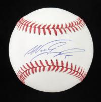 Nomar Garciaparra Signed OML Baseball (JSA COA) at PristineAuction.com