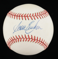 Scott Erickson Signed OAL Baseball (JSA COA) at PristineAuction.com