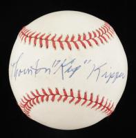 "Thornton ""Kip"" Kipper Signed OL Baseball (JSA COA) at PristineAuction.com"