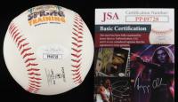 "Phil Niekro Signed 2001 Spring Training Baseball Inscribed ""H.O.F.-97"" (JSA COA) at PristineAuction.com"