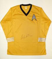 William Shatner Signed Prop Replica Uniform Shirt (JSA Hologram) at PristineAuction.com