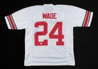 Shaun Wade Signed Jersey (JSA COA) at PristineAuction.com