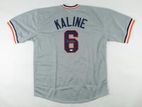 Al Kaline Signed Jersey (JSA COA) at PristineAuction.com