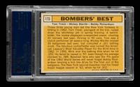 Tom Tresh / Mickey Mantle / Bobby Richardson 1963 Topps #173 Bomber's Best (PSA 5) at PristineAuction.com
