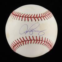 Alex Rodriguez Signed OML Baseball (Schwatz COA) at PristineAuction.com