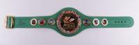 Julio Cesar Chavez Signed Full-Size WBC Heavyweight Championship Belt (JSA COA) (See Description) at PristineAuction.com