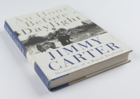 """Jimmy Carter Signed """"An Hour Before Daylight"""" Hardcover Book (JSA COA) (See Description) at PristineAuction.com"""