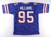 Kyle Williams Signed Jersey (JSA COA) at PristineAuction.com