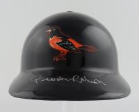Brooks Robinson Signed Orioles Mini Batting Helmet (JSA COA) at PristineAuction.com