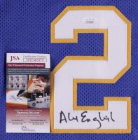 Alex English Signed Jersey (JSA COA) at PristineAuction.com
