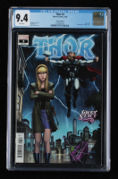 """2020 """"Thor"""" Issue #3 Marvel Gwen Stacy Variant Comic Book (CGC 9.4) at PristineAuction.com"""