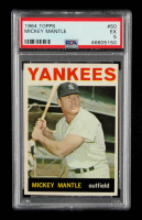 Mickey Mantle 1964 Topps #50 (PSA 5) at PristineAuction.com