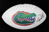 "Tim Tebow Signed Florida Gators Logo Football Inscribed ""07 Heisman"" (Tebow COA) (See Description) at PristineAuction.com"