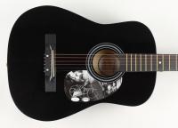 """Jon Bon Jovi Signed 38"""" Acoustic Guitar (JSA Hologram & PSA COA) at PristineAuction.com"""