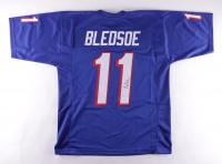 Drew Bledsoe Signed Jersey (JSA Hologram) at PristineAuction.com