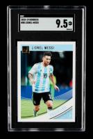 Lionel Messi 2018-19 Donruss #88 (PSA 9.5) at PristineAuction.com