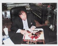 """Tony Esposito Signed Blackhawks 11x14 Photo Inscribed """"HOF 88"""" (Beckett COA) at PristineAuction.com"""