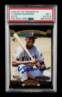 Vladimir Guerrero 1995 SP Top Prospects Autographs #11 (PSA Encapsulated) at PristineAuction.com