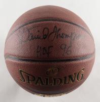 "David Thompson Signed Basketball Inscribed ""HOF 96"" (JSA COA) at PristineAuction.com"