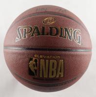 "David Thompson Signed NBA Basketball Inscribed ""HOF 96"" (JSA COA) at PristineAuction.com"