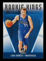 Luka Doncic 2018-19 Donruss Rookie Kings #20 RC at PristineAuction.com