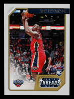Zion Williamson 2019-20 Panini Chronicles #78 Threads RC at PristineAuction.com