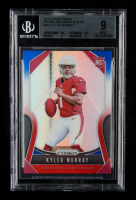Kyler Murray 2019 Panini Prizm Prizms Red White and Blue #301 (BGS 9) at PristineAuction.com