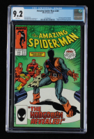 """1987 """"The Amazing Spider-Man"""" Issue #289 Marvel Comic Book (CGC 9.2) at PristineAuction.com"""