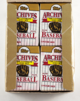 1991 Topps Archives 1953 Baseball Card Wax Packs with (36) Packs at PristineAuction.com