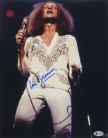 Lou Gramm Signed 11x14 Photo (Beckett COA) at PristineAuction.com