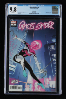 """2020 """"Ghost Spider"""" Issue #4 Marvel Comic Book (CGC 9.8) at PristineAuction.com"""