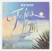 "Billy Gibbons Signed ""Tejas"" Vinyl Record Album (Beckett COA) (See Description) at PristineAuction.com"