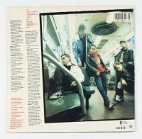 "Donnie Wahlberg Signed ""Hangin Tough"" Vinyl Record Album (Beckett COA) (See Description) at PristineAuction.com"