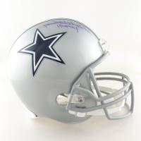 "Randy White Signed Cowboys Full-Size Helmet Inscribed ""HOF 94"" (Schwartz Sports Hologram) at PristineAuction.com"