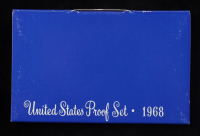 1968 United States Mint Proof Set of (5) Coins at PristineAuction.com