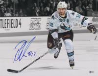 Patrick Marleau Signed Sharks 11x14 Photo (Beckett Hologram) at PristineAuction.com