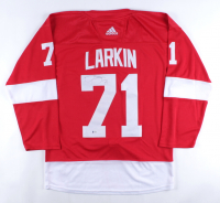 Tyler Bertuzzi Signed Red Wings Jersey (Beckett COA) at PristineAuction.com