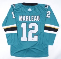 Patrick Marleau Signed Sharks Jersey (Beckett COA) at PristineAuction.com