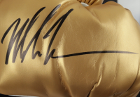 Mike Tyson Signed 16x29.5 Custom Framed Boxing Glove Display (PSA COA) (See Description) at PristineAuction.com